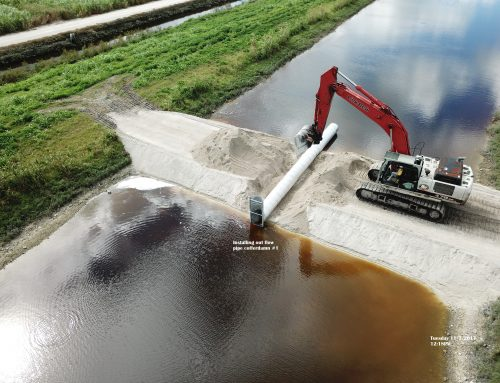 Bolles Canal Project
